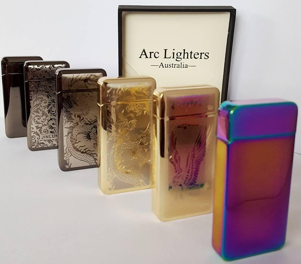 The last lighter you'll ever need – Arc