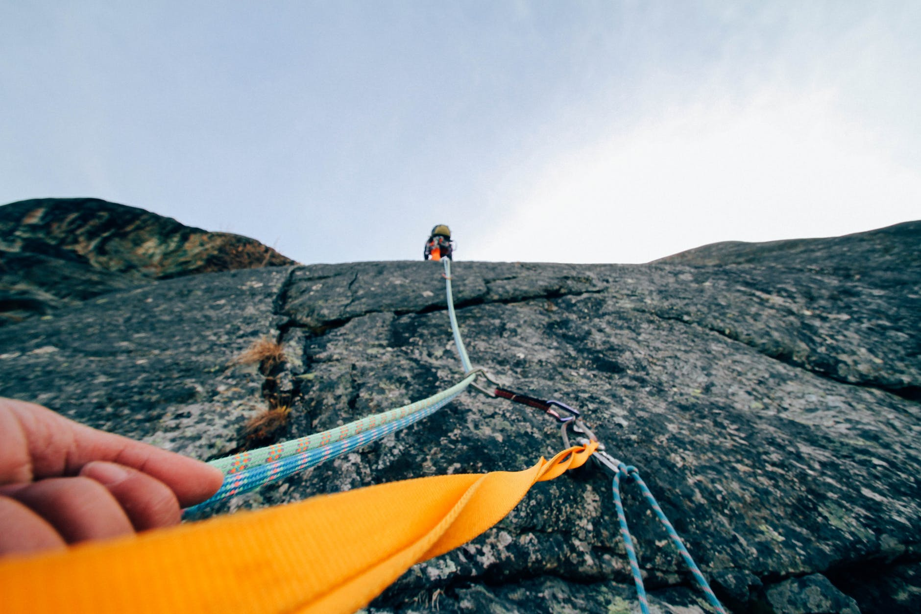 Staying Safe On Your Rock Climbing Adventure