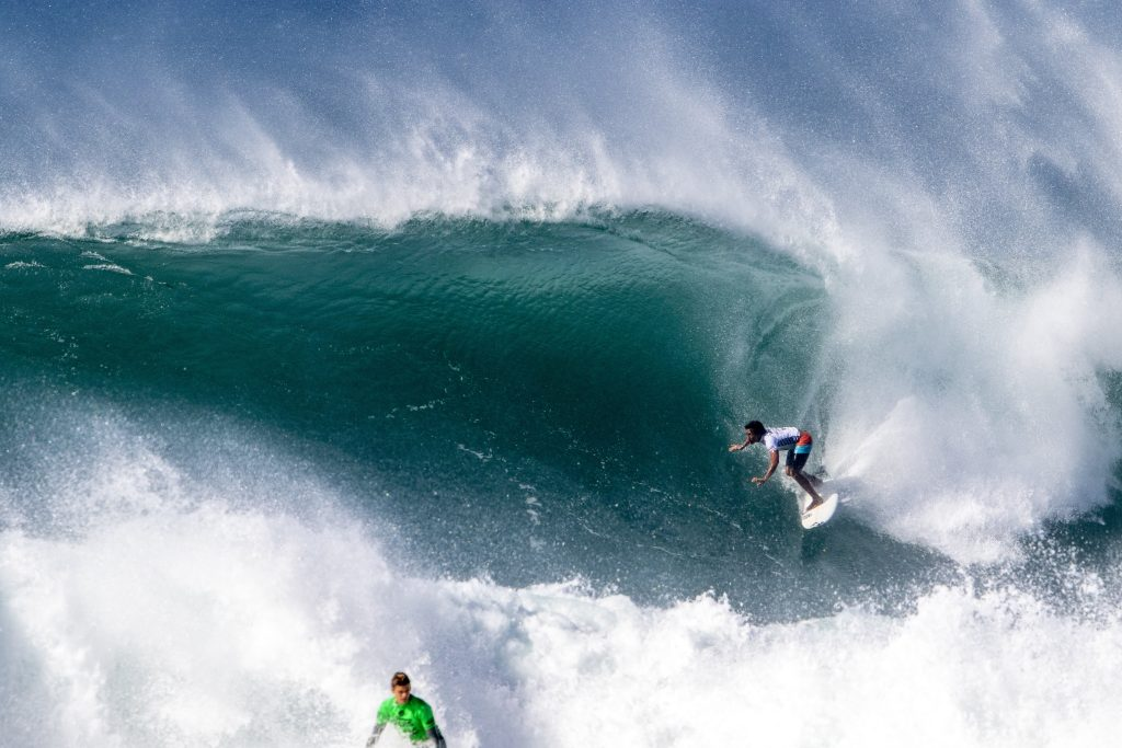 Billy Kemper On a Roll with Big Wave Brilliance