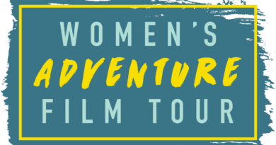 #FILM: CELEBRATING WOMEN IN ADVENTURE