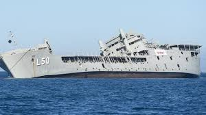 Divers ready to explore ex-HMAS Tobruk